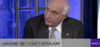 Langone on income inequality: 'My driver is very happy'