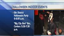 Indoor alternatives for a wet, windy Halloween in Cleveland