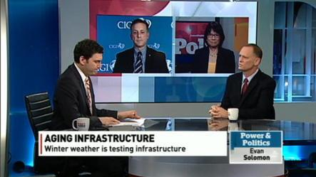 MPs on aging infrastructure