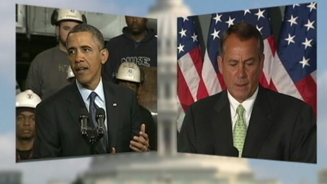 Sequestration: Democrats, Republicans Play Blame Game