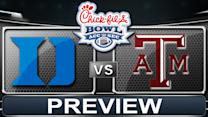 Chick-fil-A Bowl Preview | Duke vs Texas A&M