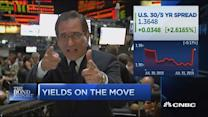 Santelli: Dollar drops nearly a penny