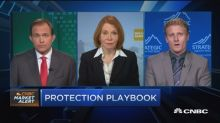 Top protection plays in rocky US markets