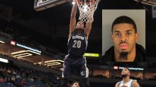 Recent Grizzlies cut D.J. Stephens arrested on domestic abuse charges