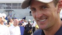 Justin Rose interview after winning the Zurich Classic