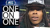 Kelvin Benjamin Talks ACC Championship Game