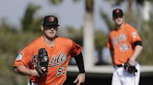 Zach Britton ready to improve on near-perfect season