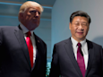 The US fired the first shot in a trade war with China