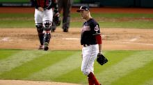 Everything was a mess for the Indians in World Series Game 2