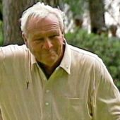 Arnold Palmer, One of Golf's Greatest Players, Dies