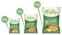 Jalapeño-flavoured Miss Vickie's® kettle cooked potato chips recalled due to potential presence of salmonella in seasoning recalled by supplier