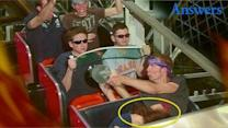 28 Hilariously Awkward Amusement Park Pics