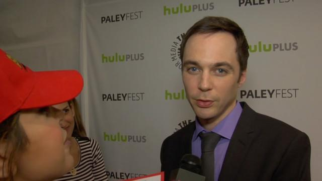 Celebs - Jim Parsons Sings The Big Bang Theory Theme Song