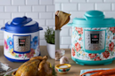 The Food Network's Pioneer Woman has a line of floral Instant Pots at Walmart and they are precious