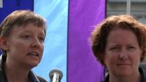 Gay Couple Sues for Marriage Recognition in Pa