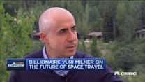 Yuri Milner and the race to space