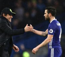 Revitalised Cesc Fabregas eager to stay put in London to play his part in Antonio Conte's Chelsea revolution