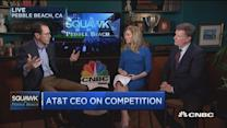 AT&T CEO: How we handle competition