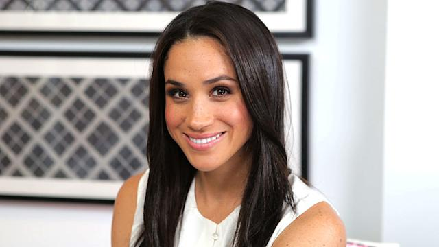 Suits Star Meghan Markle on the New Season's Love Scenes -