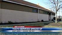 Police youth services move into spruced-up space