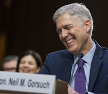 Neil Gorsuch Isn't Worried About the $10 Million in Dark Money Backing His Confirmation