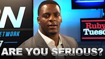 """""""Are You Serious"""" with Clinton Portis"""