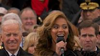 Beyonce Apparently Lip Synced Her Inaugural Performance