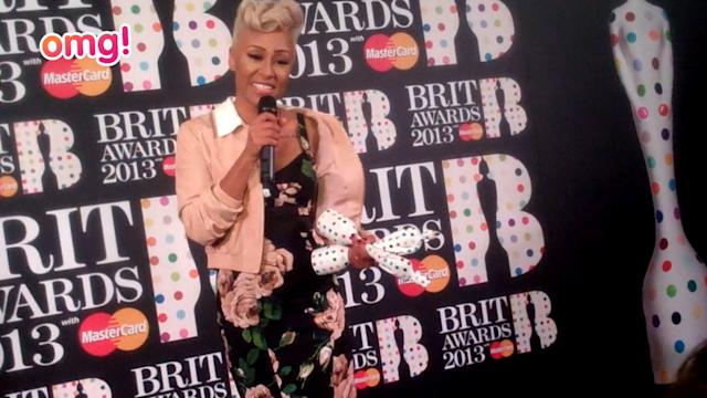 Queen of the Brits Emeli Sande is happy to get recognition