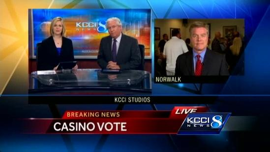 Voters say 'no' to new casino