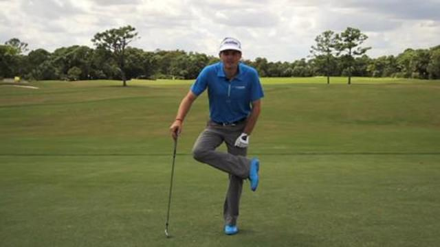 Fitness Friday - Keegan Bradley's Go-To Stretch
