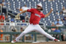 Louisville survives shaky 8th, 9th to beat Auburn 5-3 at CWS