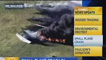 CNBC update: Small plane crash kills 2