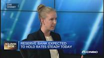 Here's why the RBA will stand pat on interest rates