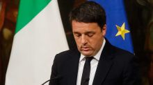 Bank Stocks Unfazed After Italy Referendum, Renzi Resignation