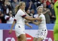 US defeats rival Sweden 2-0, finishes atop group