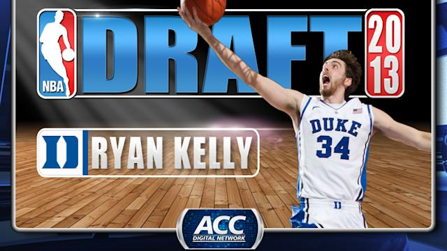 Ryan Kelly Selected 48th By L.A. Lakers