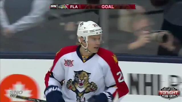 Florida Panthers at Toronto Maple Leafs - 01/30/2014