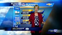Sally Severson's Winter Storm Forecast