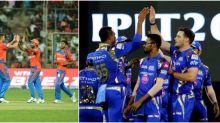IPL 2017, GL vs MI: Face Off