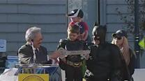 Batkid captures hearts in San Francisco