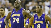 Kobe Bryant on Shaquille O'Neal: Our relationship