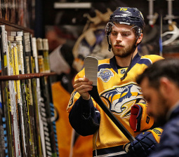 Nashville Predators give Calle Jarnkrok six-year contract extension