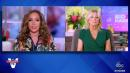Jill Biden Criticizes ?Totally Irresponsible? Trump Fans on ?The View?