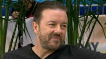 Ricky Gervais: My New Sitcom Is 'Uplifting'