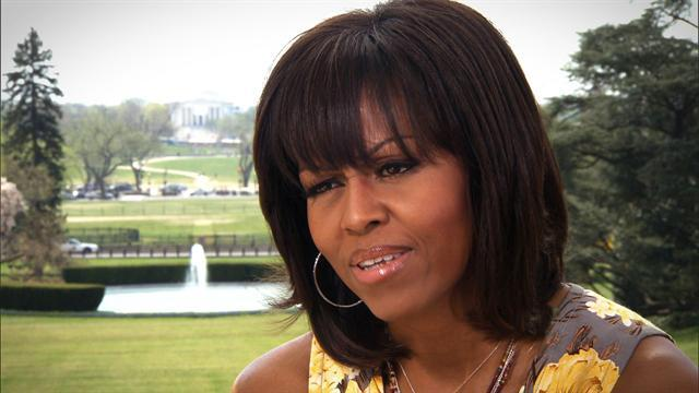 First lady Michelle Obama on her years in the White House