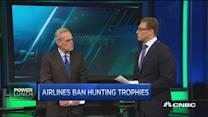 Airlines ban hunting torphies