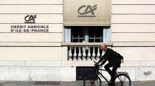 Credit Agricole Tops Estimates on Mortgage Fees, Capital Markets