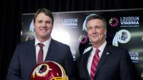 Redskins Coach Gruden 'Expects a Lot' From RG3