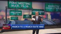 What it would take for a March rate hike