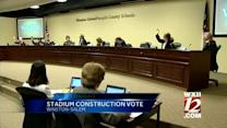 WSFC School Board approves fundraising for new stadium